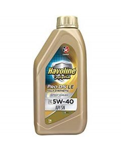 HAVOLINE FULLY SYNTHETIC SAE 5W-40 SN