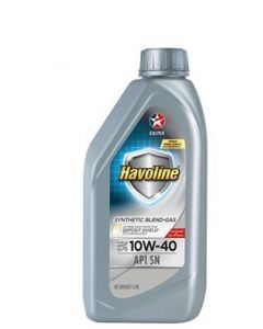 HAVOLINE SYNTHETIC BLEND SAE 10W40