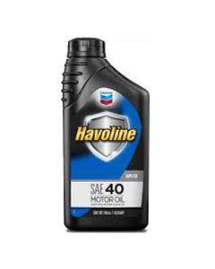 HAVOLINE MOTOR OIL SAE 40