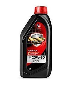 HAVOLINE FORMULA SAE 20W-50