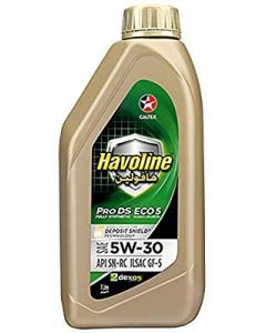 HAVOLINE PRO DS FULLY SYNTHETIC ECO 5W30