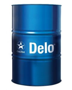DELO SILVER SAE 10W - 208 LT LUBE DRUM