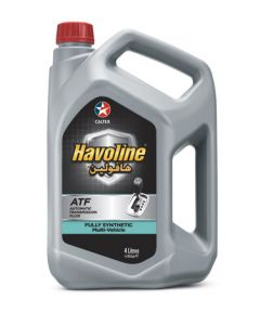 HAVOLINE ATF FULLY SYNTHETIC -MULTI-VEHICLE :4X4  LTR